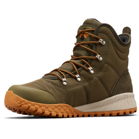 Columbia Fairbanks Omni-Heat Chaussures Homme, nori/canyon gold